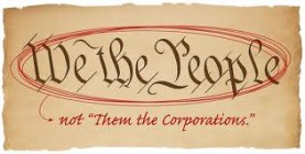 corporations not people