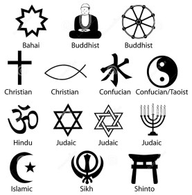 http://www.dreamstime.com/royalty-free-stock-photography-religion-symbols-religious-image1139037