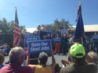 Minnesota Governor Mark Dayton   Monday, June 23, 2014, in Virginia.